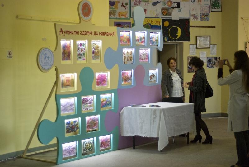 Дети-аутисты с помощью искусства доказали, что способны к обучению