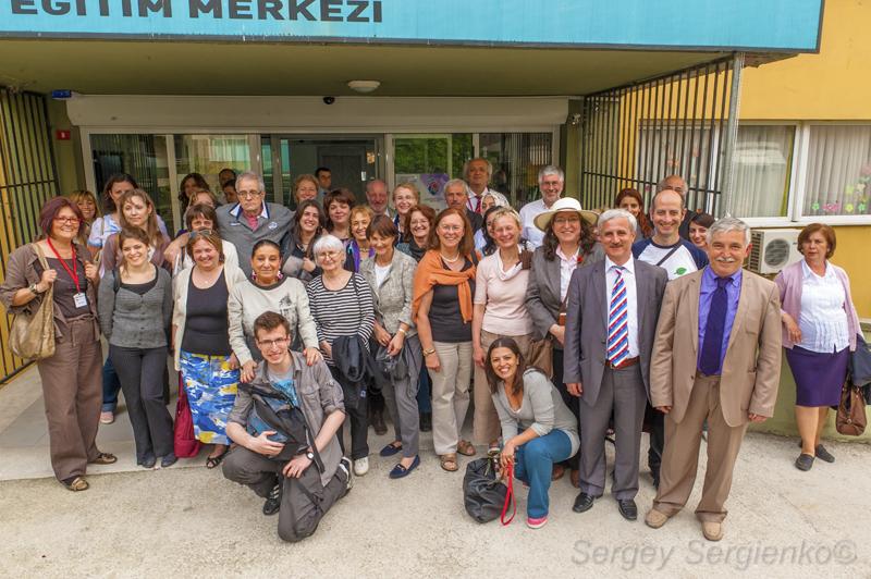 Членство в міжнародній асоціації Autism Europe