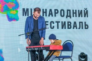 'Kids Autism Music' project  has started in Kyiv