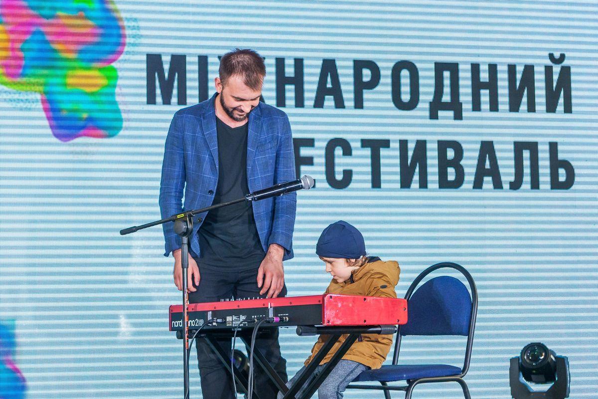 У Києві стартував новий проєкт для дітей з аутизмом Kids Autism Music
