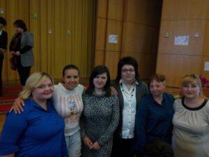 Конференція для особливих мам, Київ