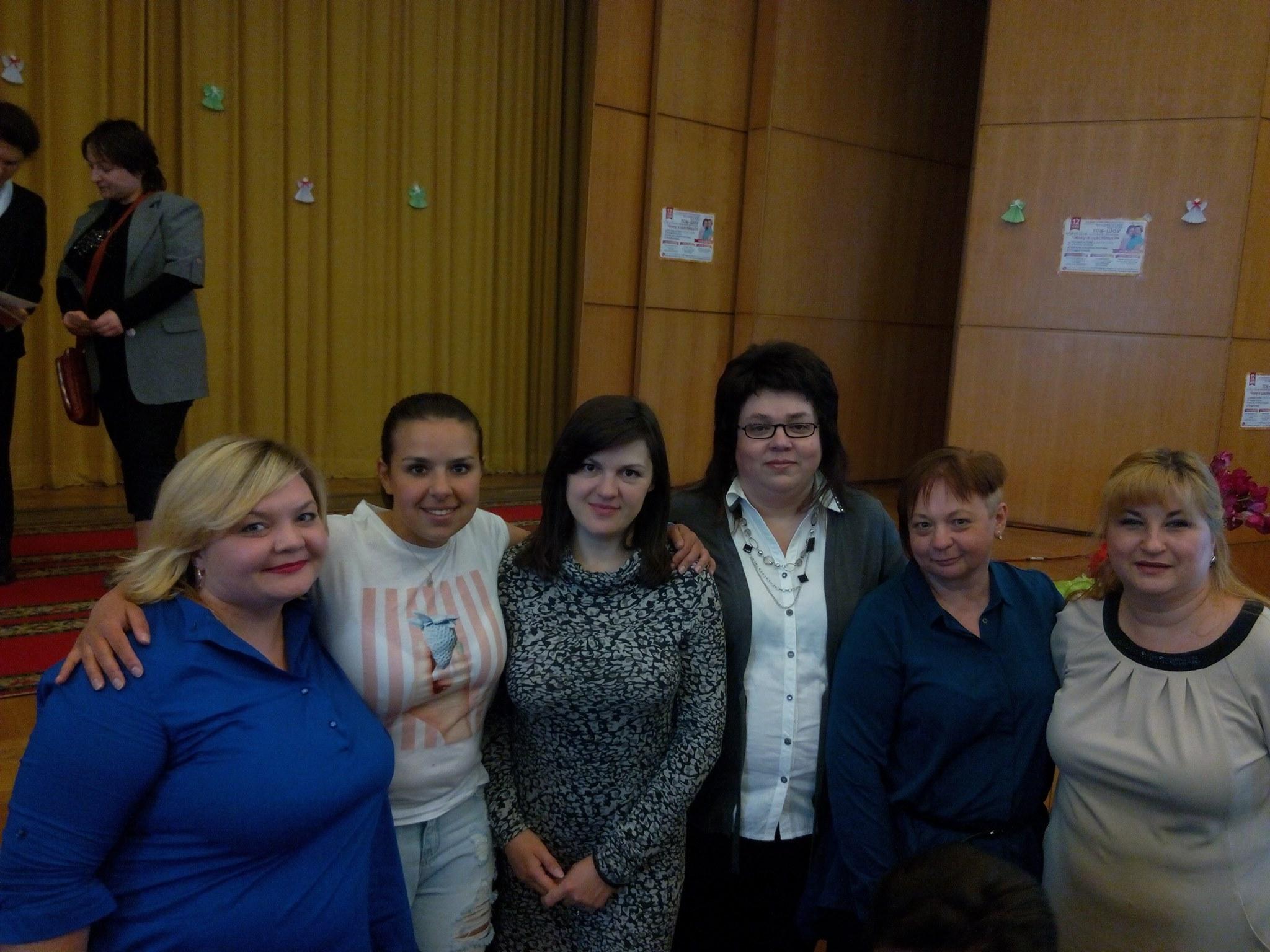 Конференция для особых мам, Киев