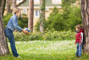 Прогулка – развиваться или развлекаться? Подготовка