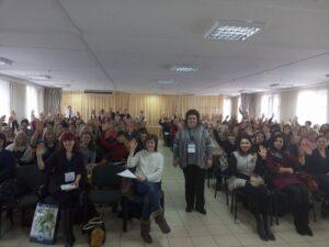 Региональный семинар, Краматорск