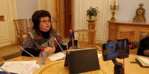 Заседание Национальной платформы Украина дружественна к аутизму