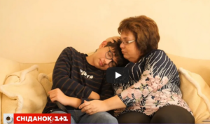 Believe in the future: the story of Inna Sergienko and her son in the 'Snidanok with 1+1' program