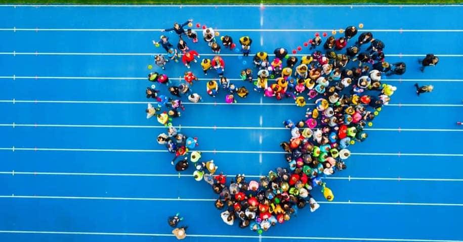 Спортивний проєкт Kids Autism Games відкриває донабір у групу, яка тренується на «Олімпійському»
